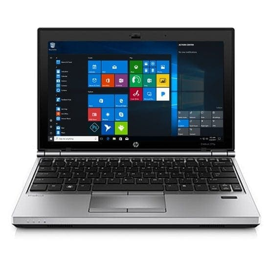HP Laptop 180GB SSD 8GB Powerful Core i5 Windows 10 Sold State Drive Elitebook