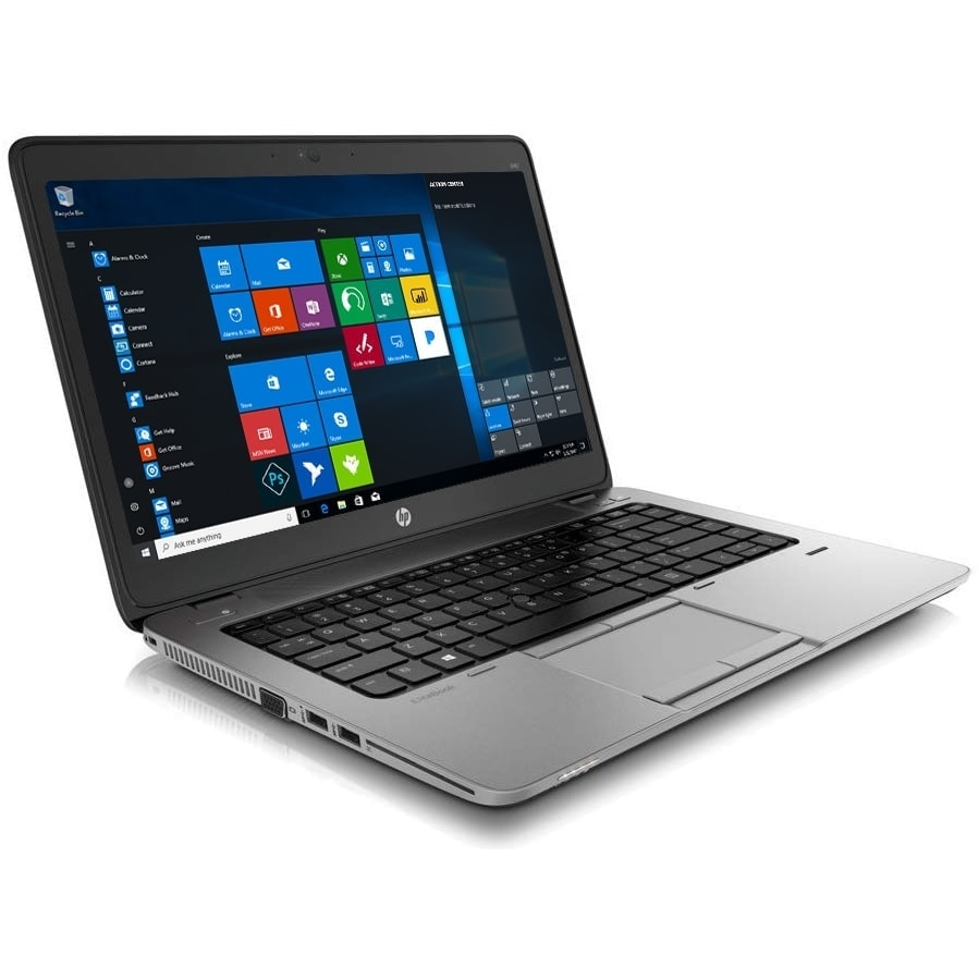 "HP TouchScreen Laptop 14"" Elitebook 840 G3 256GB SSD 8GB Powerful Core i5 Windows 10 Pro Sale"