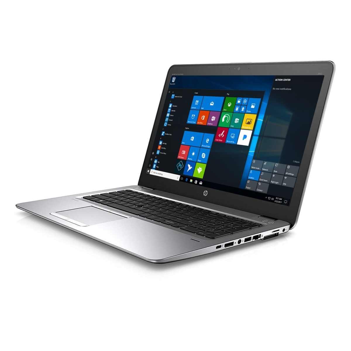 "HP Laptop 15.6"" Elitebook 850 G3 256GB SSD 16GB Powerful Core i5 Windows 10 Pro Sale"