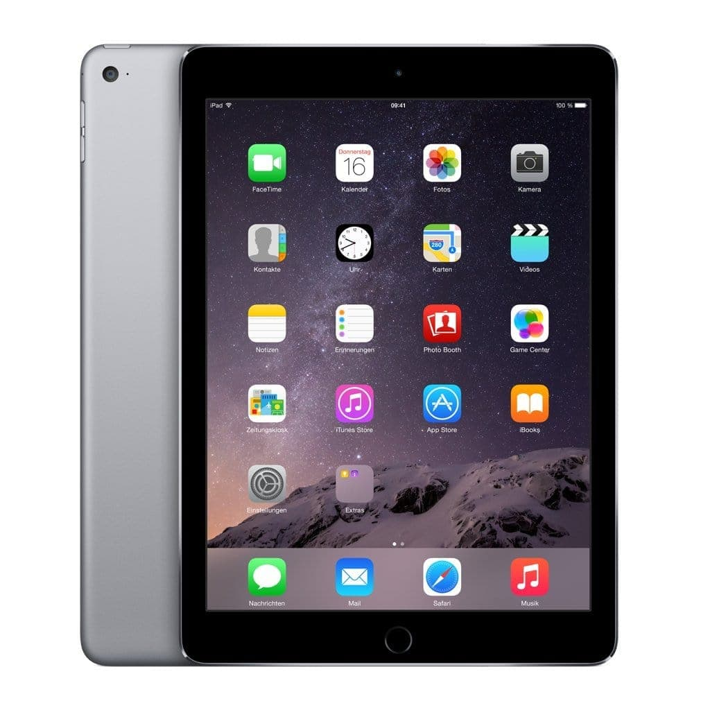 Apple iPad Air 1 16GB 9.7inch HD Retina Wifi 1080p Webcam Space Grey Sale