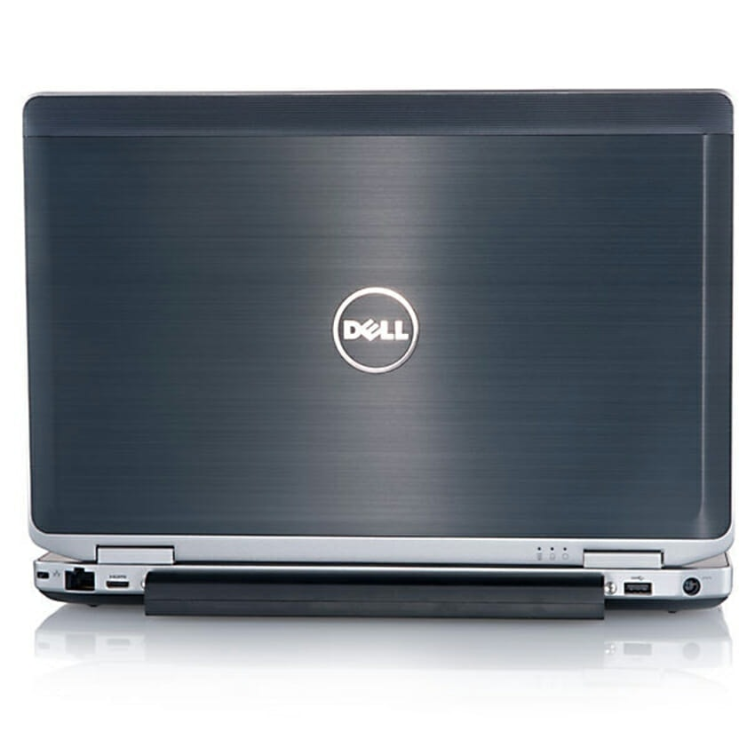 "Dell Laptop 13.3"" 256GB SSD Solid State 8GB RAM Powerful Core i5 Windows 10 Sale"