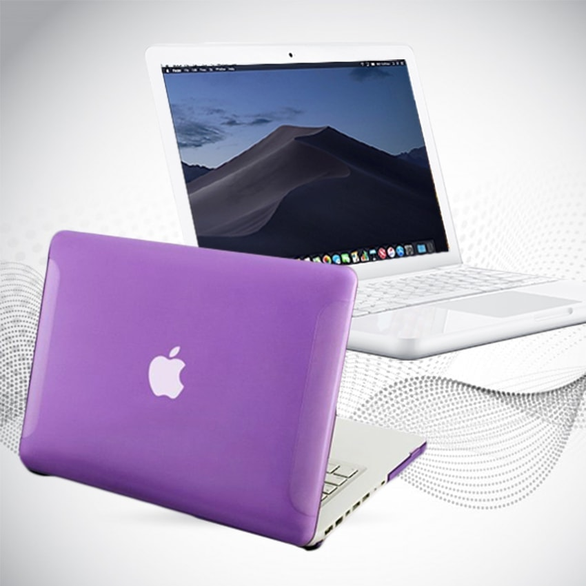 Apple Macbook Powerful 250GB HDD 8GB RAM A1342 Mac Laptop OS Mojave Webcam Purple Sale
