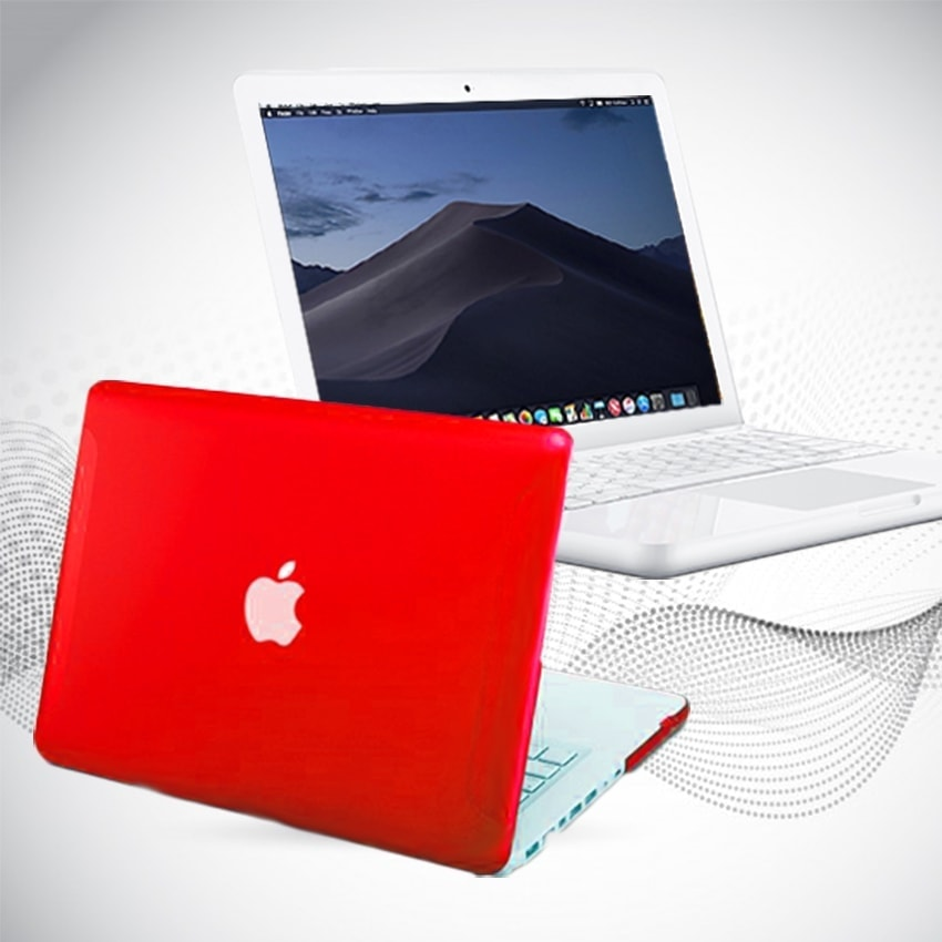 Apple Macbook Powerful 256GB SSD Solid State 8GB RAM A1342 Mac Laptop Mojave Webcam Red Sale