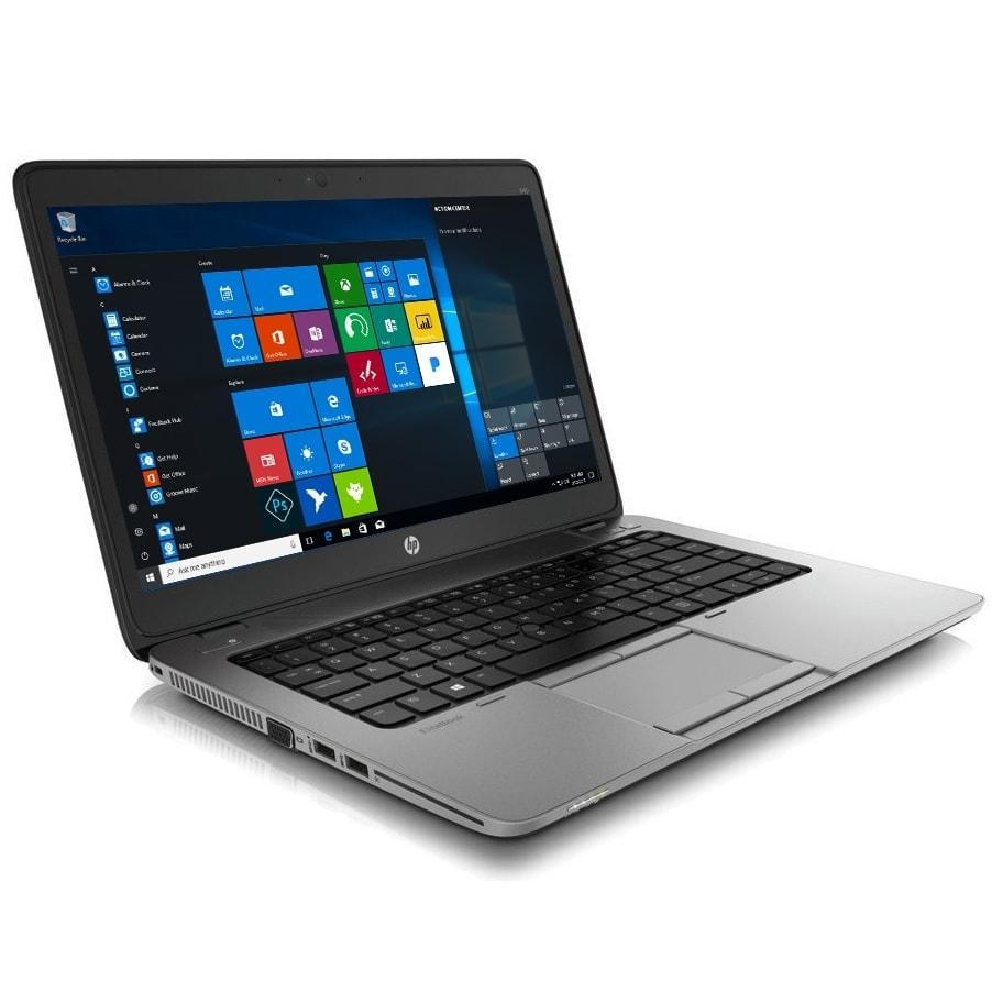 "HP Laptop 14"" Elitebook 840 320GB HDD 8GB RAM Powerful Core i5 Windows 10 Sale"