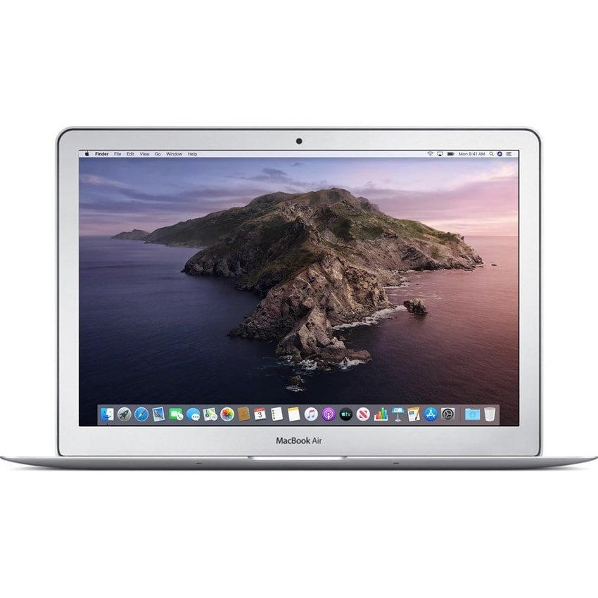 "Apple Macbook Air 2015 Powerful Core i5 128GB SSD 11.6"" Mac Laptop OS Catalina Black Cover"