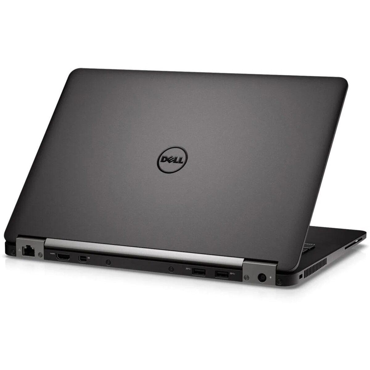 """Dell Laptop Latitude 256GB SSD 8GB 12.5"""" Powerful Core i5 E7270 Windows 10 Pro"""