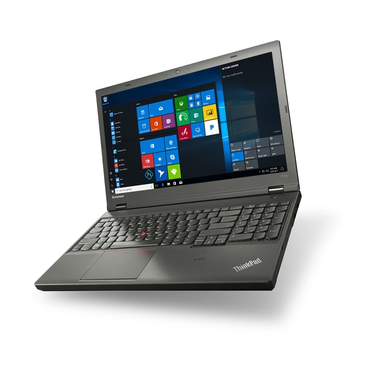 "Lenovo Laptop ThinkPad 15.6"" 500GB HDD 8GB RAM Powerful T540P Core i5 Windows 10"