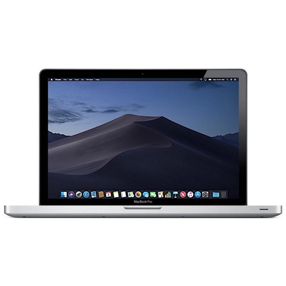 "Apple Macbook Pro 15.6"" Core i7 Powerful 500GB HDD 8GB RAM OS Mojave Mac Laptop Sale"