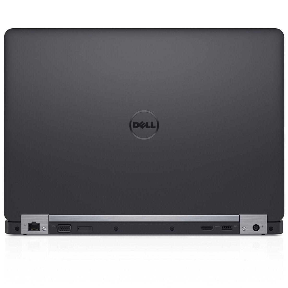 "Dell Touch Screen 14"" Laptop 128GB SSD 8GB Powerful Core i5 E5470 Windows 10"